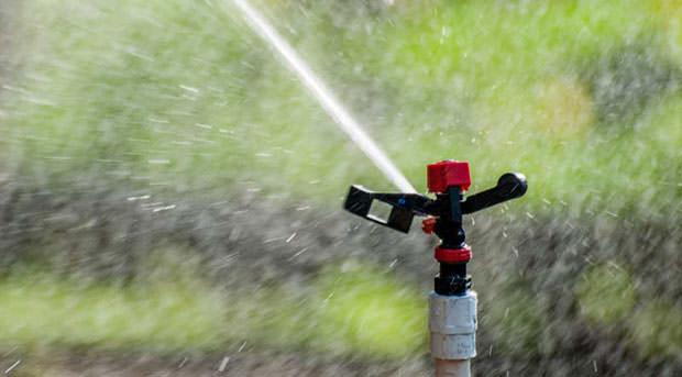 irrigação automatizada