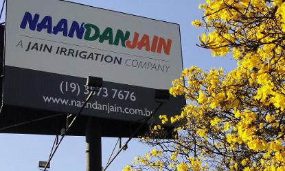 A NaanDanJain é uma empresa que desenvolve, produz e comercializa produtos e serviços com avançada tecnologia em diversos países do mundo.