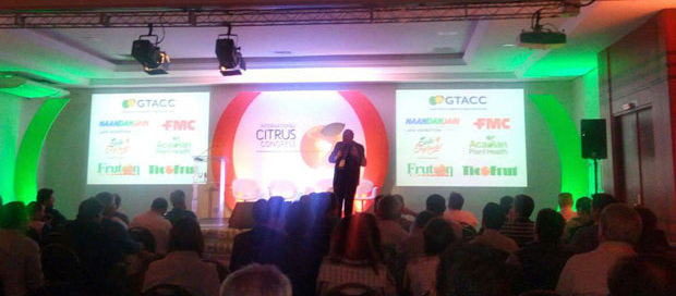 Evento Citrus Congress 2016 - Eventos NaanDanJain