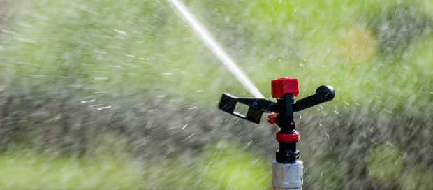 Irrigação automatizada em tempos de crise