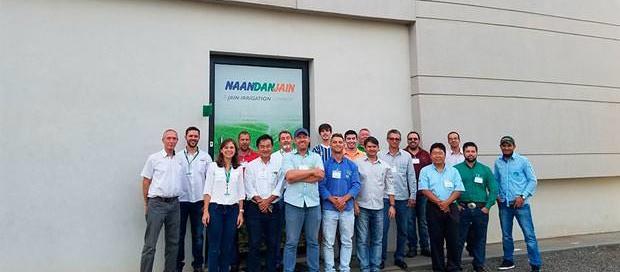Capacitação em Automação Irrigada - Eventos NaanDanJain