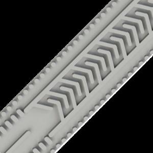 A cinta de gotejamento turbo tape é fabricada com equipamentos modernos