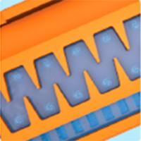 O Turbo Excel tem o inovador labirinto cascade
