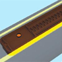 O Turbo Excel tem a tecnologia de perfuração a laser